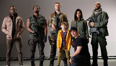 Or Cast 2018 The Next Predator Will These Gentlemen And Cast Pic