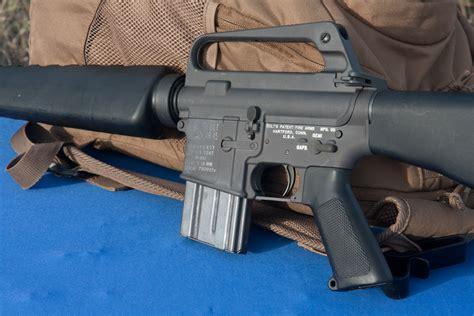look colt m16a1 reissue gun digest