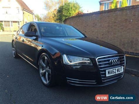 auto air conditioning service 2012 audi a8 security system 2012 audi a8 se exec tdi quattro a for sale in united kingdom