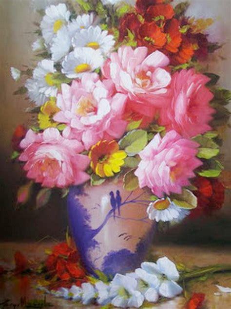 imagenes flores al oleo pintura moderna y fotograf 237 a art 237 stica fotos de cuadros