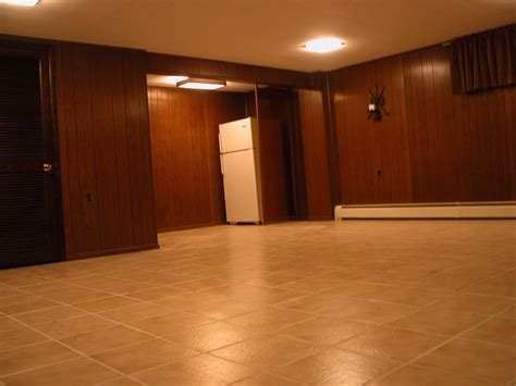 Ideas For Basement Floors Basement Remodeling Ideas Basement Flooring