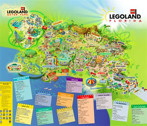 legoland map legoland map 2013 www pixshark images galleries with a bite