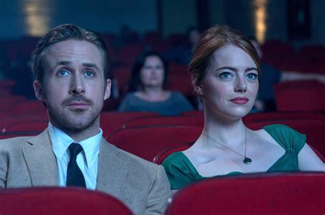 ryan gosling oscar nomination emma stone and ryan gosling react to oscars 2017