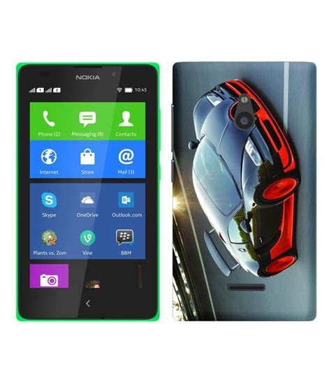 design cover for nokia xl nokia xl printed back covers by wow buy nokia xl printed
