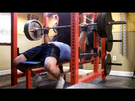 board bench press bench press 405 x 8 and 525 to a 3 board youtube
