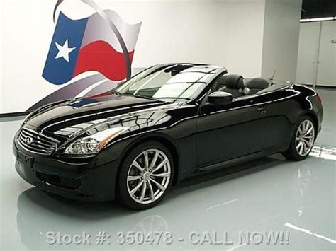 Infinity Auto Roadside Assistance Number by Buy Used 2010 Infiniti G37 Top Nav Rear 19