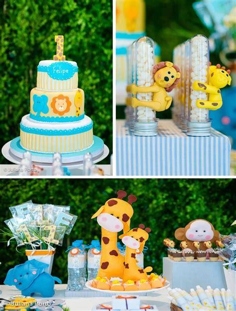zoo baby shower decorations zoo themed 1st birthday monkey elephant giraffe