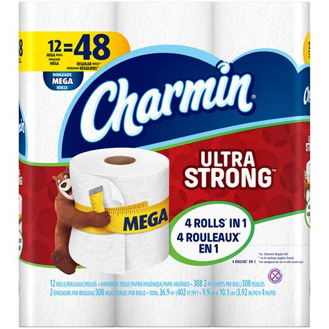 What Makes Toilet Paper Strong - upc 037000941545 charmin ultra strong toilet paper mega