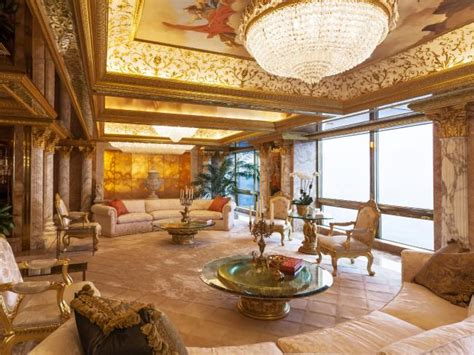 donald trumps apartment donald trump s houses over the years photos