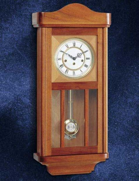 wall clock plans  woodworking projects plans