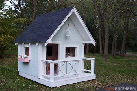 diy playhouse plans playhouse 187 rogue engineer