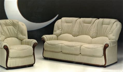 Italian Sofa Leather Debora Genuine Italian Leather Sofa Suite Offer Leather Sofas Fabric Sofas