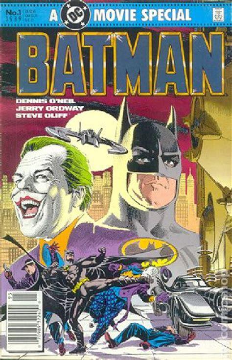 film with cartoon books batman movie 1989 comic books