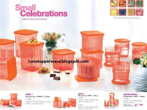 Kan Set Shinil Mini Biru katalog baru tupperware 2 2012 lovetupperware malaysia