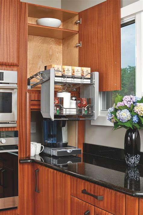 pull down kitchen cabinets photos hgtv