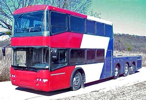 double decker bus for sale 2001 neoplan double decker intermodel prototype bus bus