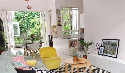 warna cat ruang tamu minimalis putih ruang tamu minimalis
