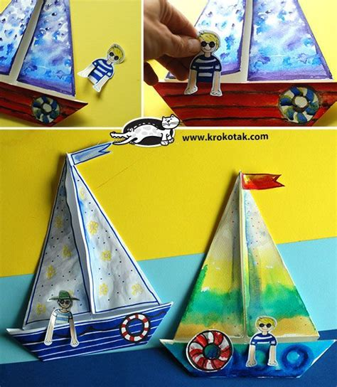 craft paper boat best 25 paper boats ideas on