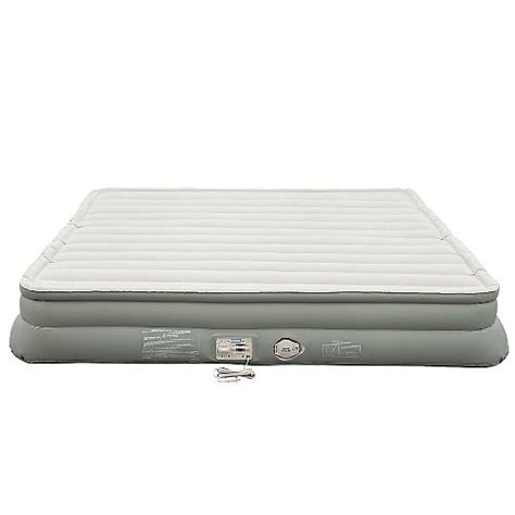 aerobed 2000012050 king elevated 14 quot high airbed mattress