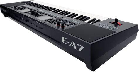 Keyboard Roland Arranger roland e a7 expandable arranger keymusic