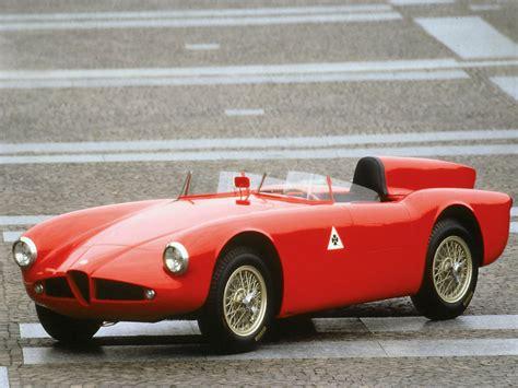 Alfa Romeo Competizione by 1955 Alfa Romeo 750 Competizione Alfa Romeo Supercars Net