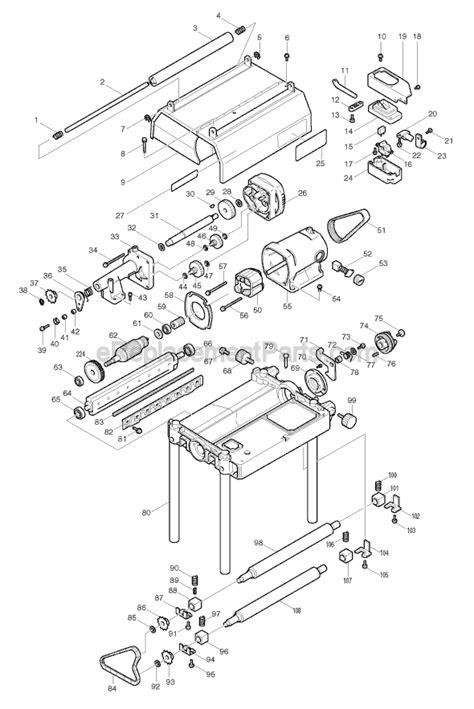 Makita 2030s Parts List And Diagram Ereplacementparts Com