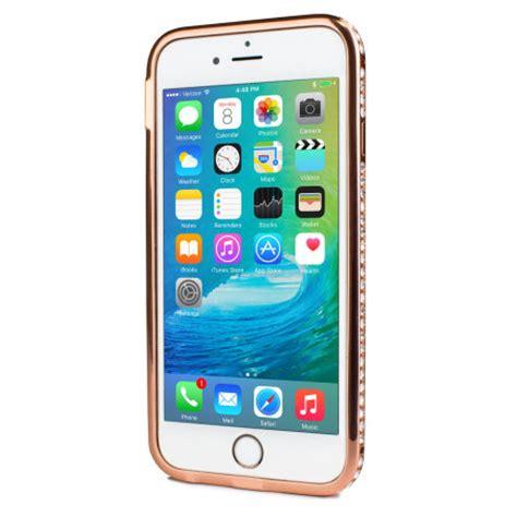 Agen Supplier Iphone 6 Cristal Bumber Gold olixar bling iphone 6s 6 metal bumper gold mobile ireland