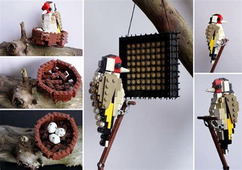 Legobrick Ang Bird The 1 lego animal design swan