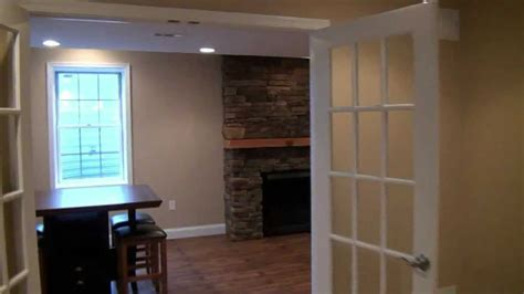 basement finishing design ideas hd version youtube
