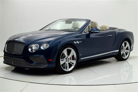 convertible bentley cost 2017 bentley continental gt v8 s convertible for sale