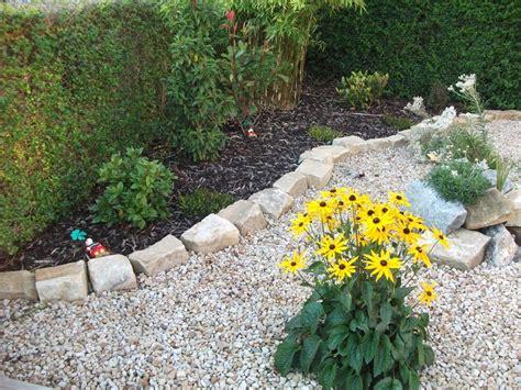 ideas for gravel gardens family garden gravel ideas new mill low maintenance