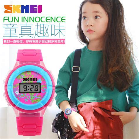 Skmei Jam Tangan Anak Dg1240 Purple skmei jam tangan anak dg1097 black