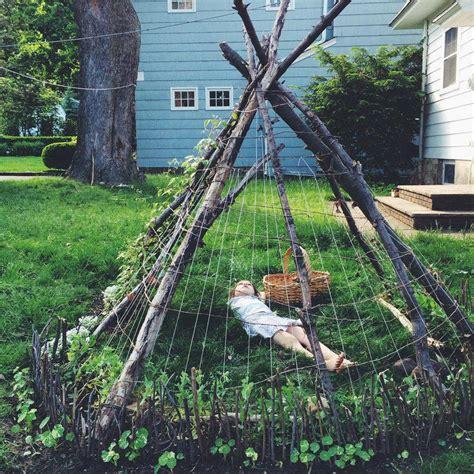 how to make a backyard teepee 10 backyard summer activities tinyme blog