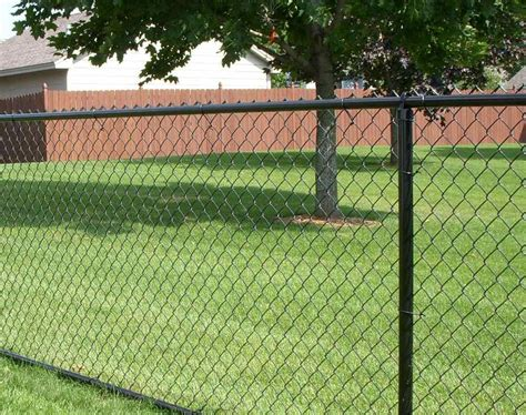 home depot chain link fence in masterly chain link fence