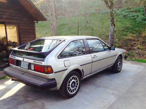 car engine repair manual 1985 volkswagen scirocco transmission control 1985 vw scirocco classic sport car buy classic volks