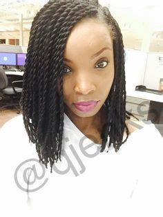 how to cut senegalese twists shorter bobs senegalese twists and google on pinterest