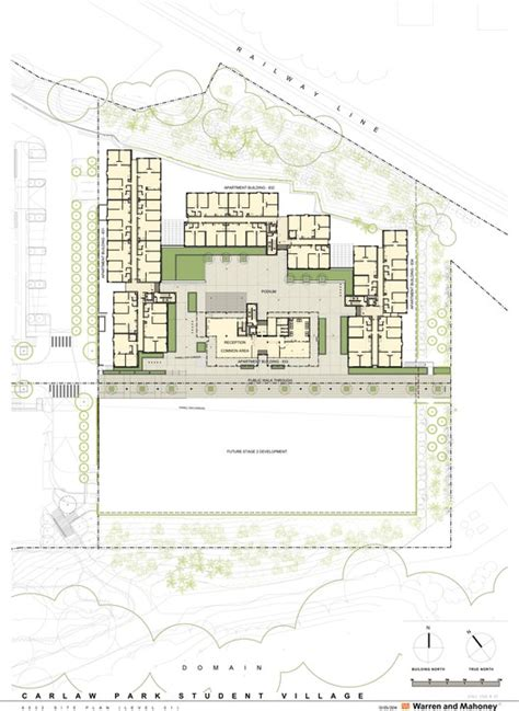 student accommodation floor plans carlaw park student accommodation warren and mahoney