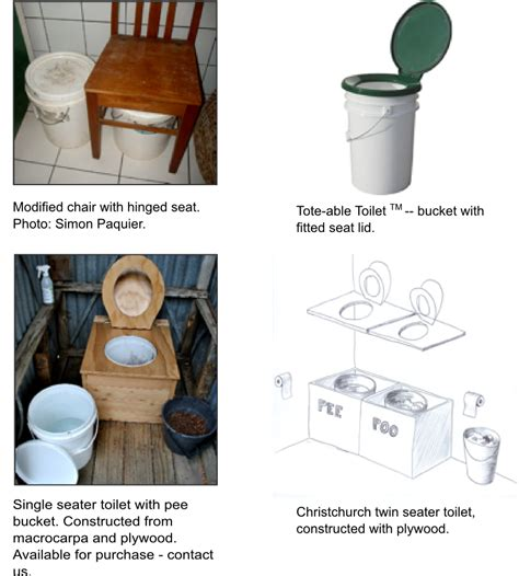 Lu Emergency Cing make your own toilet best 2017