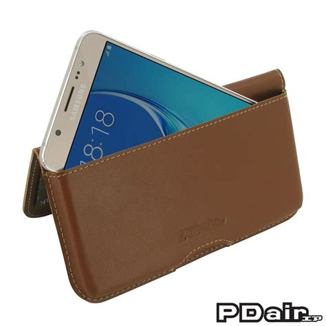 Samsung Galaxy J5 Wallet Pouch Card Leather Casing Dompet Armor samsung galaxy j5 2016 leather wallet pouch brown pdair