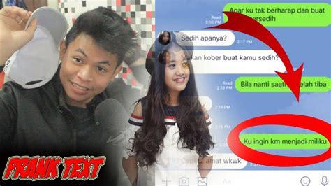 download mp3 akad cover hanin prank text nembak cewek pakai lagu akad nikah payung