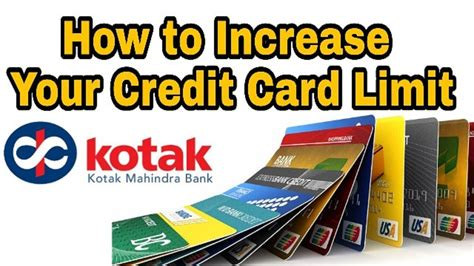 how to get a credit limit increase on a credit card airtel credit limit increase