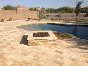 entertain amp relax in this chandler landscape design