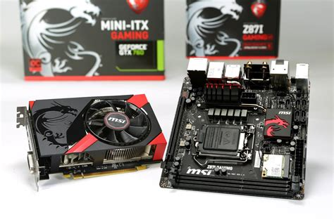 best mini itx gaming motherboard msi expands mini itx gaming lineup with z87i gaming ac m