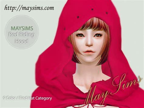 Red riding hood at May Sims » Sims 4 Updates