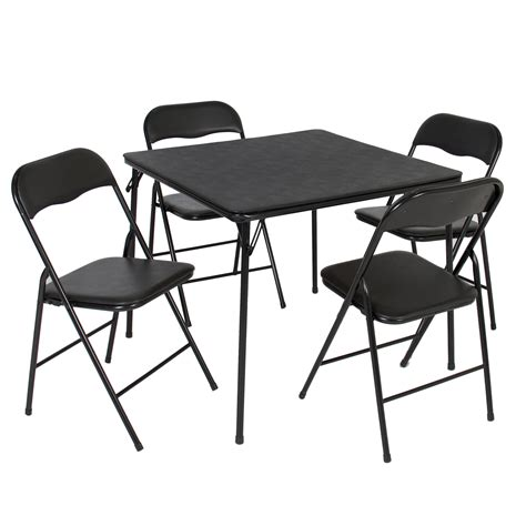 cosco folding chair set   walmartcom