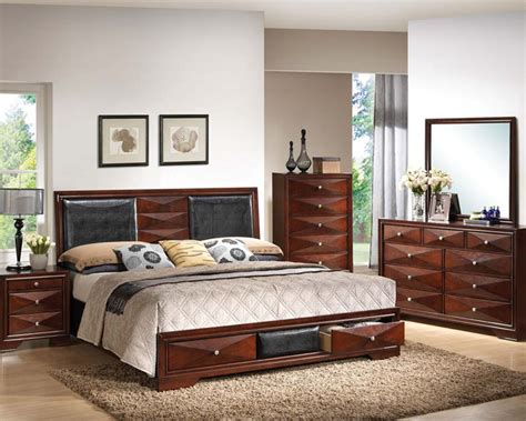 acme bedroom furniture acme contemporary bedroom set ac21910set