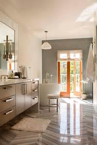 carrelage salle de bain grise et bois en 34 id 233 es de d 233 co