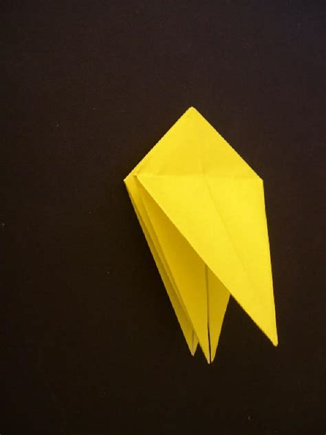 Robin Origami - origami robin folding how to make an
