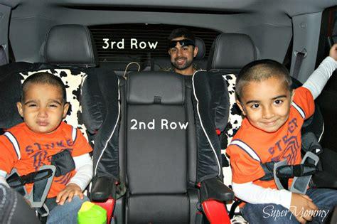 kia sorento with 3rd row seating kia sorento review
