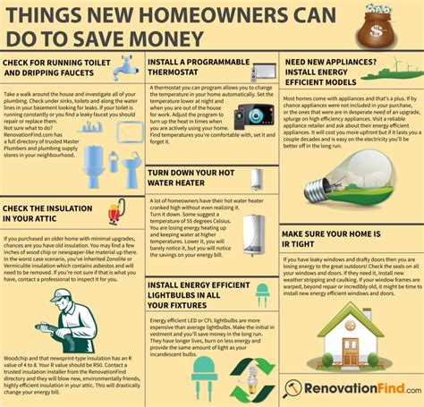things new homeowners need to buy things new homeowners can do to save money renovationfind